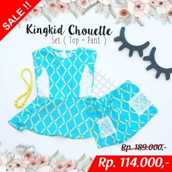 Kingkid Chouette Set (Top+Pant)