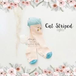 Cat Striped Tight