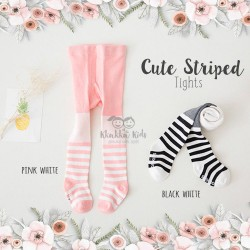 Cute Striped Tight
