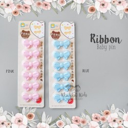 Ribbon Baby Pin