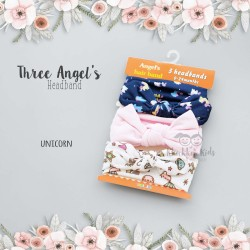 Three Angel's Headband