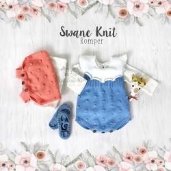 Swane Knit Romper