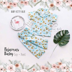 Pajamas Baby Top + Pant
