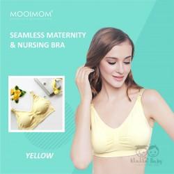 Mooimom - Seamless Maternity & Nursing Bra(B6881)