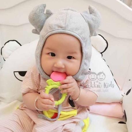 Deer Baby Pilot Hat - Kkakka.Kids 4a9630b2406