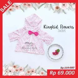 Kingkid Flowers Jacket