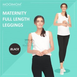 Mooimom -Maternity Full Length Leggings (M7555)