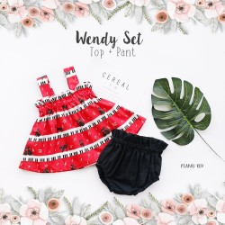 Wendy Set Top + Pant