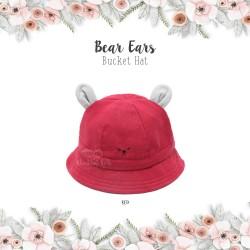 Bear Ears Bucket Hat