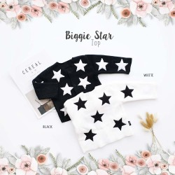 Biggie Star Top