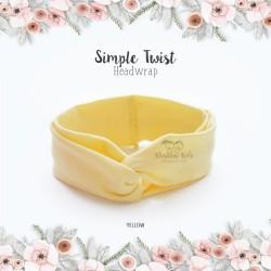 Simple Twist Headwrap