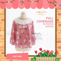 Momma Story - Full Coverage Nursing Apron
