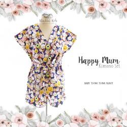 Happy Mum Kimono Set