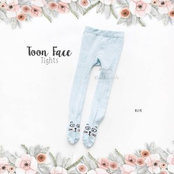 Toon Face Tights