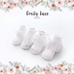 Emily Lace Socks (G250)