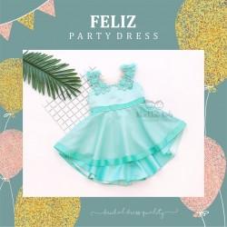 Ffeliz Party Dress