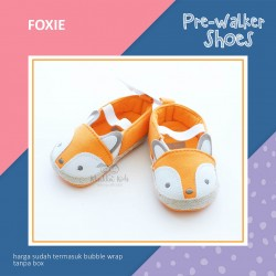 Foxie Pre-Walker Shoes
