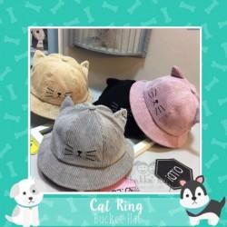 Cat Ring Bucket Hat