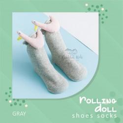 Rolling Doll Socks