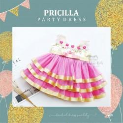 Pricilla Party Dress