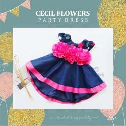 Cecil Flower Party Dress