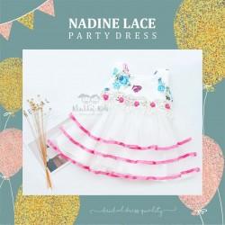 Nadine Lace  Party Dress