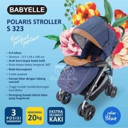 Babyelle - Polaris Stroller S 323