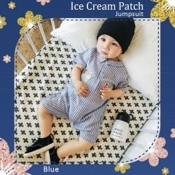 Ice Cream Patch Jumpsuit