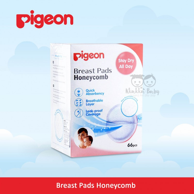 Pigeon - Breast Pads Honeycomb