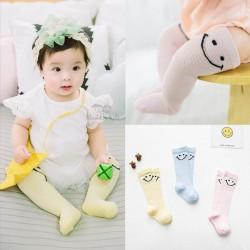Smiley Knee Sock
