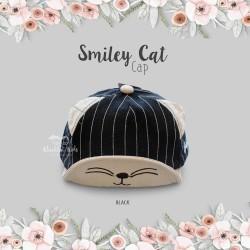 Smiley Cat Cap