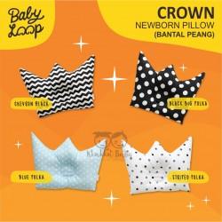 Baby Loop - Crown Newborn Pillow