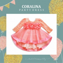 Coralina Party Dress