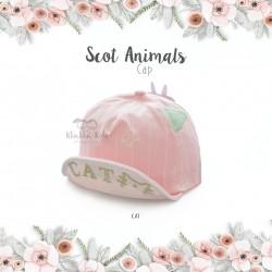 Scot Animals Cap
