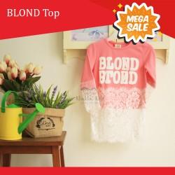 Blond Top