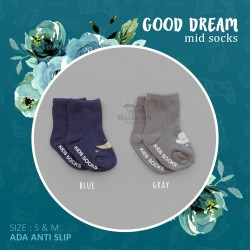 Good Dream Mid Sock