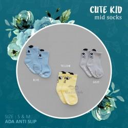 Cute Kid Mid Socks