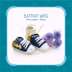 Batman Wing Pre-Walker Shoes