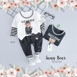 Swag Bear Top + Pant