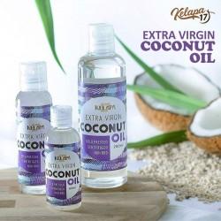Kelapa 17 - Extra Virgin Coconut Oil - 510ML