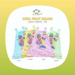 Piteku - Cool Fruit Squad Daily Dress - R5