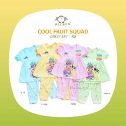 Piteku - Cool Fruit Squad Girly Set - R8