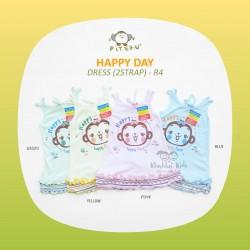 Piteku - Happy Day Dress (2 Straps) - R4