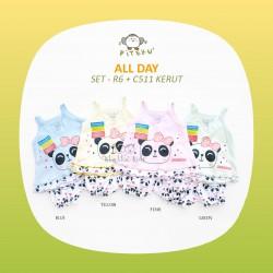 Piteku - All Day Set - R6 + C511 Kerut