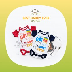 Piteku - Best Daddy Ever Bodysuit