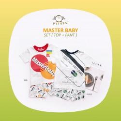 Piteku - Master Baby Set (Top+Pant)