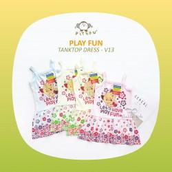 Piteku - Play Fun Tank Top Dress - V13