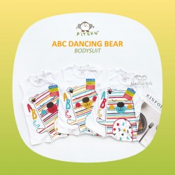 Piteku - ABC Dancing Bear Bodysuit