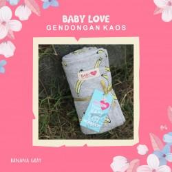 Baby Love Geos - Banana Gray