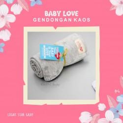 Baby Love Geos - Light Star Gray